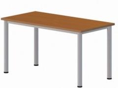 Stół konferencyjny kwadratowy na ramie 120 x 70 cm