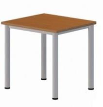 Stół konferencyjny kwadratowy na ramie 70 x70 cm